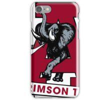 Alabama football iPhone Case/Skin