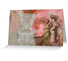 BRIDALSHOWER Greeting Card