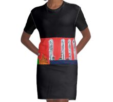 Whatever It Takes by Cherry Kelln (2016) Graphic T-Shirt Dress