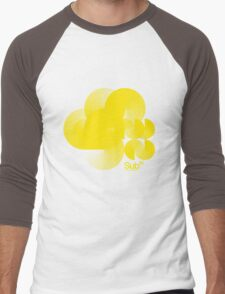 Cloud Sub Men's Baseball ¾ T-Shirt