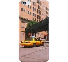Highline scenery iPhone Case/Skin