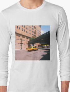 Highline scenery Long Sleeve T-Shirt