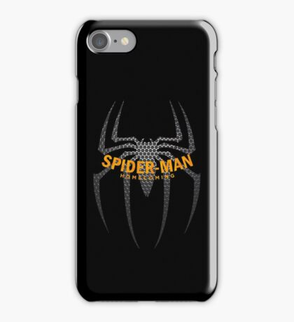 spiderman homecoming iPhone Case/Skin
