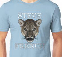 Steve French Tiger Stache  Unisex T-Shirt