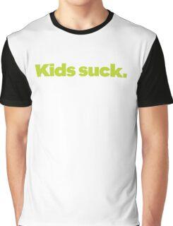 Goonies - Kids suck. Graphic T-Shirt