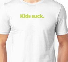 Goonies - Kids suck. Unisex T-Shirt