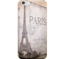 An American in Paris iPhone Case/Skin