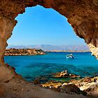 Window to the Libyan Sea by Hercules Milas