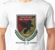 Aglionby Academy Crest, Full Color Unisex T-Shirt