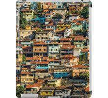 Favela in Brazil iPad Case/Skin