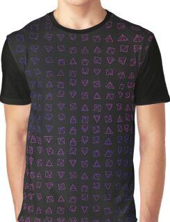 A E S T H E T I C P Y R A M I D S  Graphic T-Shirt