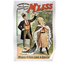 Performing Arts Posters A sumptuous revival of Bret Hartes beautiful story Mliss 1313 Poster