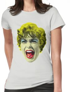 Psycho (1960 film) by Alfred Hitchcock Womens Fitted T-Shirt
