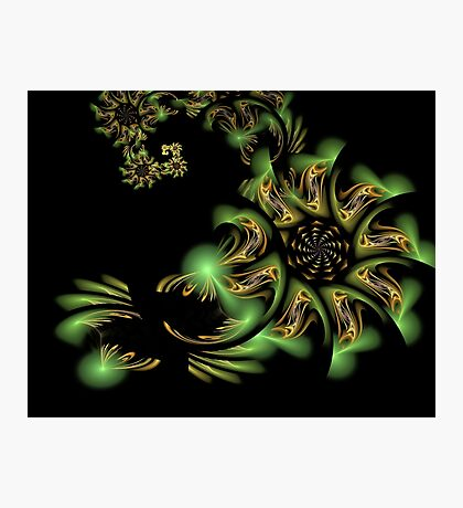 abstract color Photographic Print