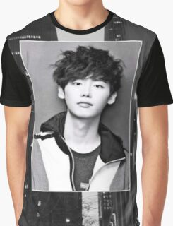 Lee Jong Suk phone case #5 Graphic T-Shirt