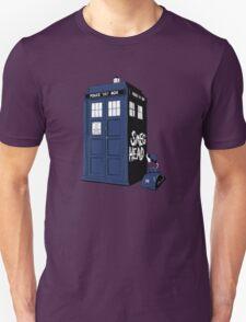 BAD-SMEG-HEAD Unisex T-Shirt