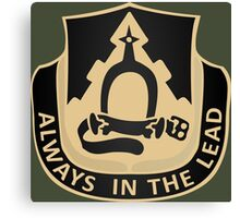 1st Squadron, 303rd Cavalry Regiment (US Army)  Canvas Print