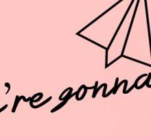 We're Gonna Fly | GOT7 Sticker