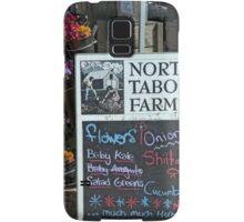 North Tabor Farm Samsung Galaxy Case/Skin
