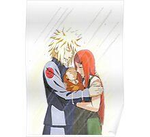 Uzumaki Family Naruto Poster