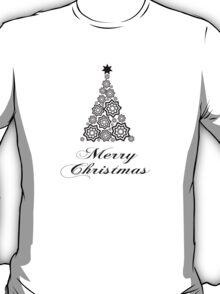 Merry christmas - minimalistic design T-Shirt