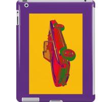 Mercedes Benz 280 SL Pop Art iPad Case/Skin