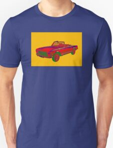Mercedes Benz 280 SL Pop Art T-Shirt