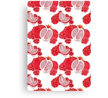 Pome and Holly Canvas Print