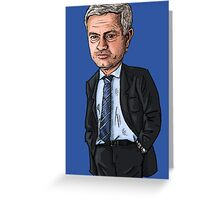 The special one Greeting Card