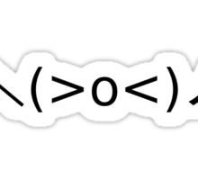 Anger Emoticon Sticker