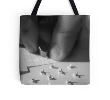 Every Little Peace Tote Bag