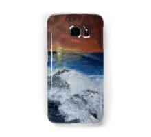 Pembrokeshire Sunset Samsung Galaxy Case/Skin