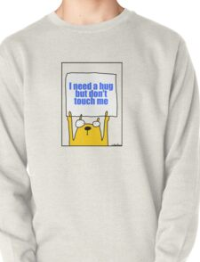 I need a hug but don't touch me T-Shirt