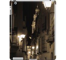 Night in Seville  iPad Case/Skin