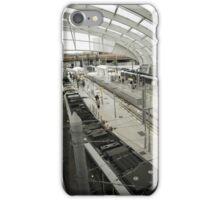 Manchester Victoria Station III iPhone Case/Skin