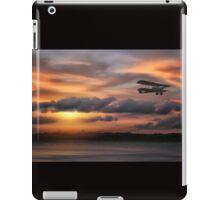 Through The Time Zone iPad Case/Skin