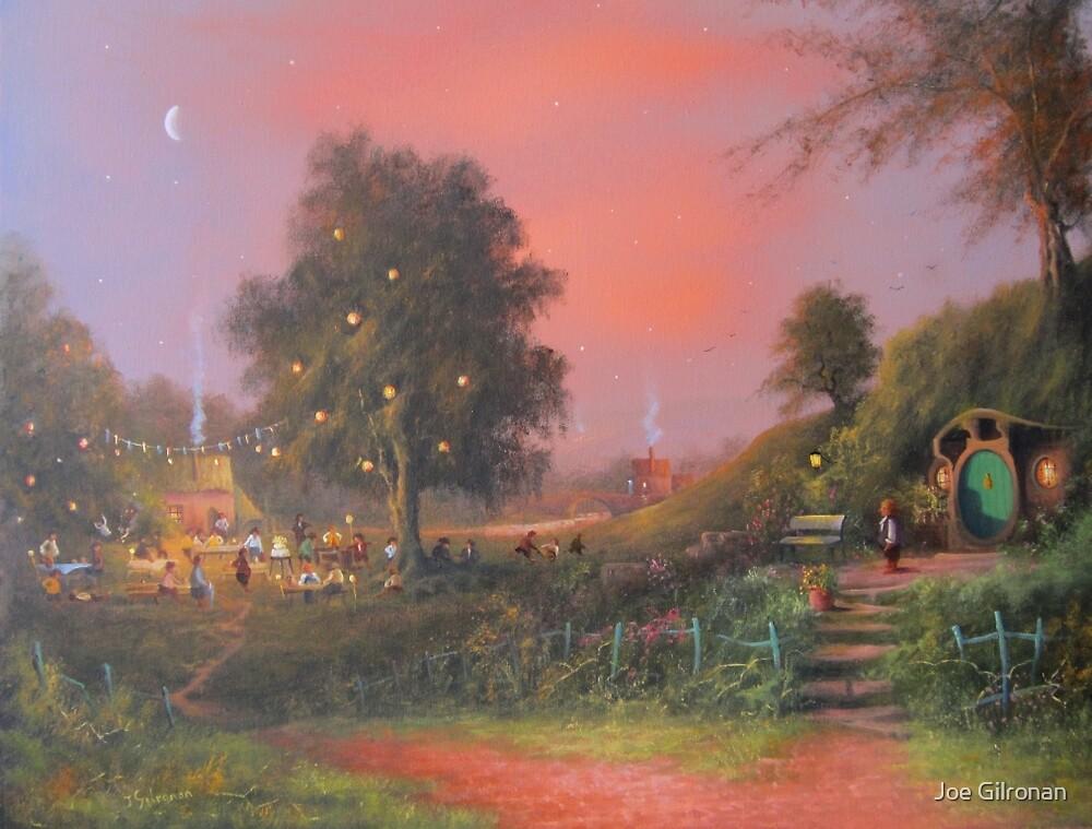 A Party Under The Tree. by Joe Gilronan