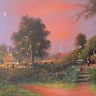 The Party Tree{ Bilbo Baggins Eleventy-First Birthday} by Joe Gilronan