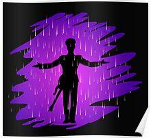 Purple Rain - Prince  Poster