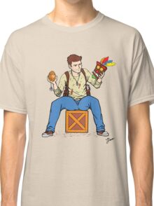 Nathan Drake - The Relics Hunter Classic T-Shirt