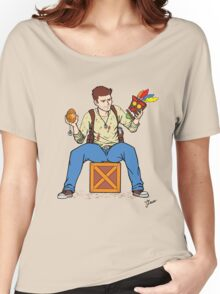 Nathan Drake - The Relics Hunter Women's Relaxed Fit T-Shirt