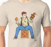 Nathan Drake - The Relics Hunter Unisex T-Shirt