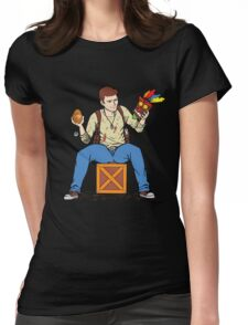 Nathan Drake - The Relics Hunter Womens Fitted T-Shirt