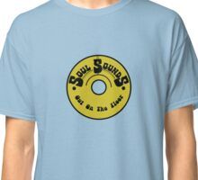 Soul Sounds - Out On The Floor Classic T-Shirt
