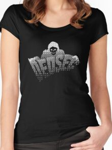 Watch Dogs 2 : Dedsec Logo Women's Fitted Scoop T-Shirt