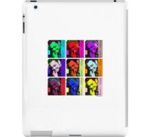 TIZIANO WARHOL iPad Case/Skin