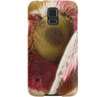 Elephant Hawk moth eye Extreme macro Samsung Galaxy Case/Skin
