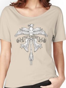 Microraptor - The Tiny Plunderer Women's Relaxed Fit T-Shirt