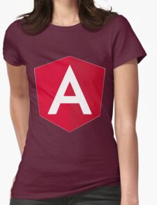 angular 2 Womens Fitted T-Shirt