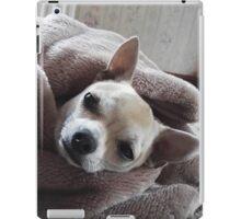 Sleepy pooch iPad Case/Skin